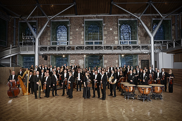 [그림 1] 런던 심포니 오케스트라 © Ranald Mackechnie