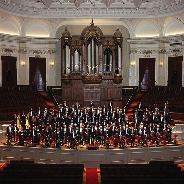 [그림 4] 암스테르담 로열 콘세르트헤바우 오케스트라 © Simon van Boxtell
