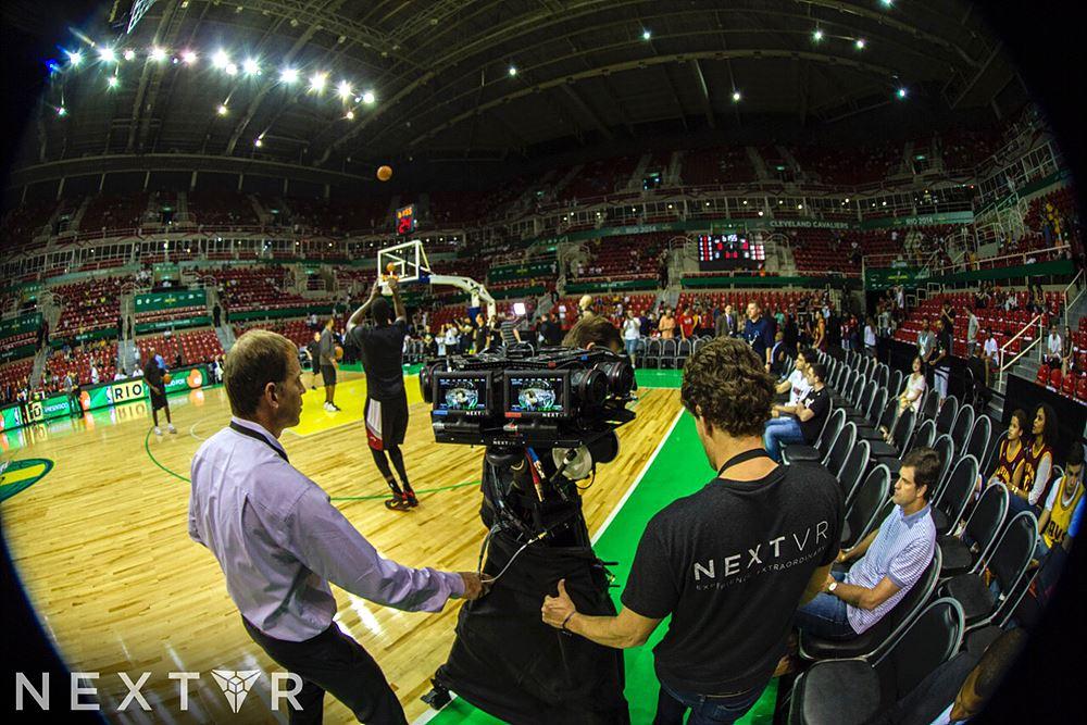 [그림 5] 스포츠 VR 중계 / 출처 : vrscout.com