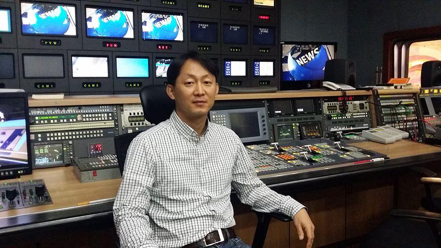 이정택 2016년도 방송과기술 신임 편집장