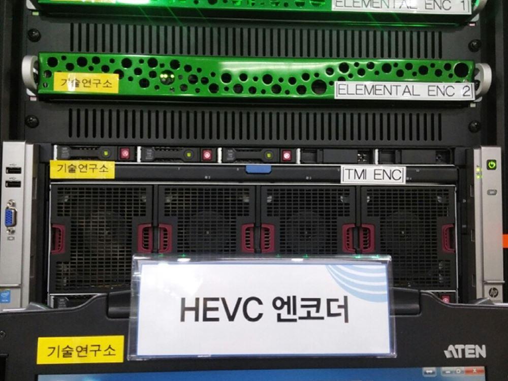 HEVC 엔코더