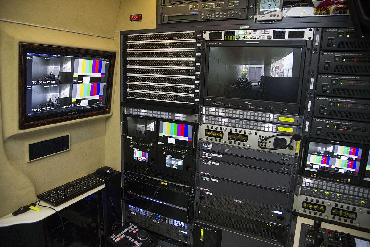 4K영상을 녹화하는 SONY PWS-4400