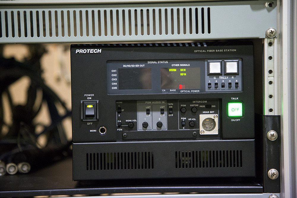 Protech LS750/850 – Optical Fiber Base Station