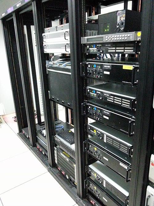그림 2. 이번에 사용된 제작 시스템