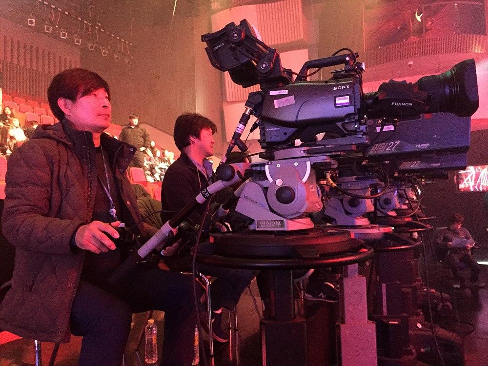 그림 7. CAM 3번 : Sony 4K 카메라(HDC-4300)  8-176mm (Fujinon) B4