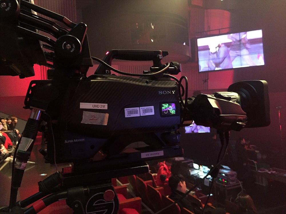 그림 6. CAM 2번 : Sony 4K 카메라(HDC-4300) 12EX4.3B(Canon) B4