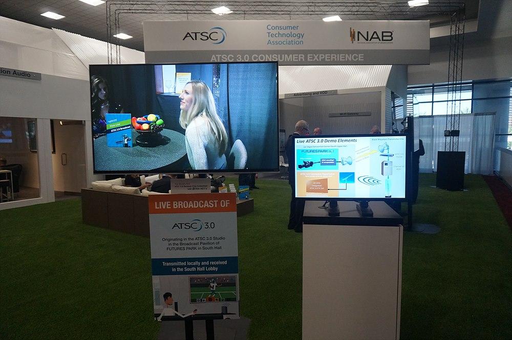 ATSC 3.0 Live 방송 (NAB)