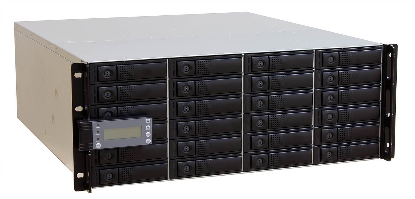 evServ H series 24bay RAID System