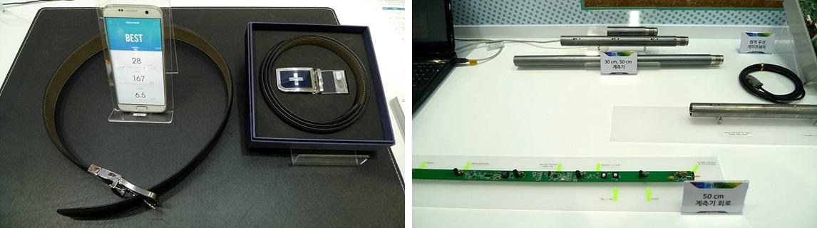 Metering & Monitoring : 스마트벨트(WELT)와 재난 방재용 계측기(아이자랩)