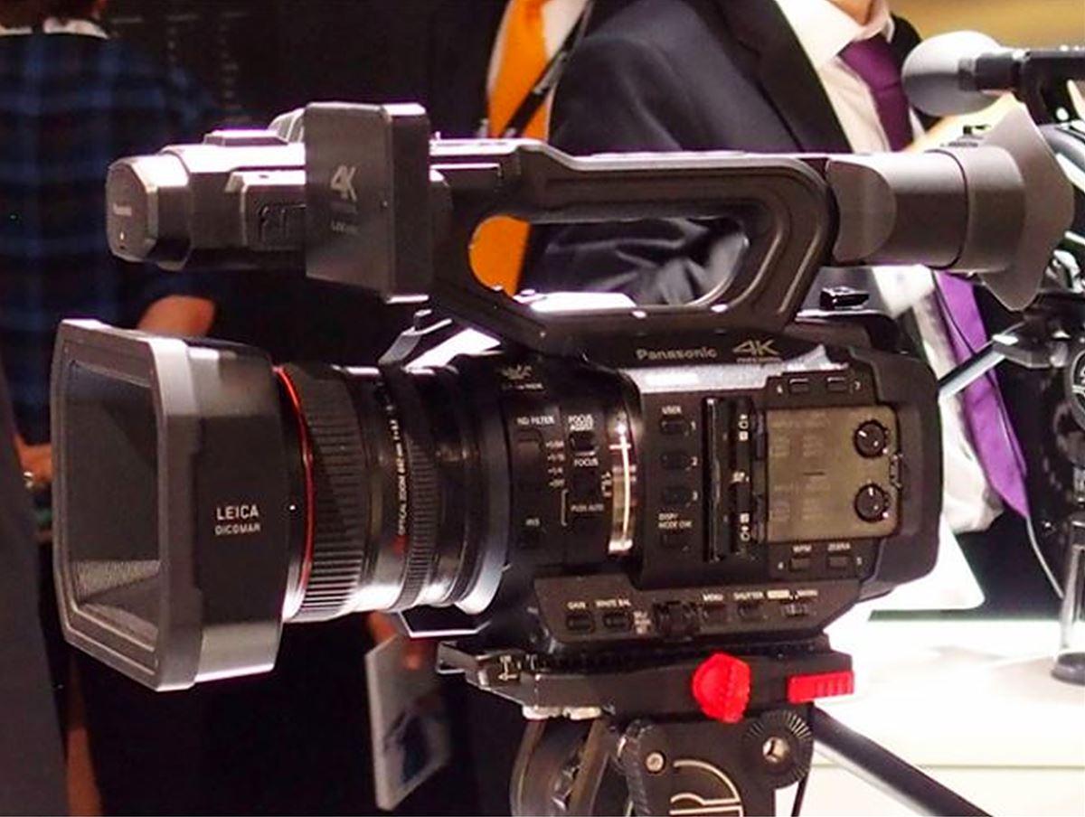 Panasonic AG-UX180 4K 카메라