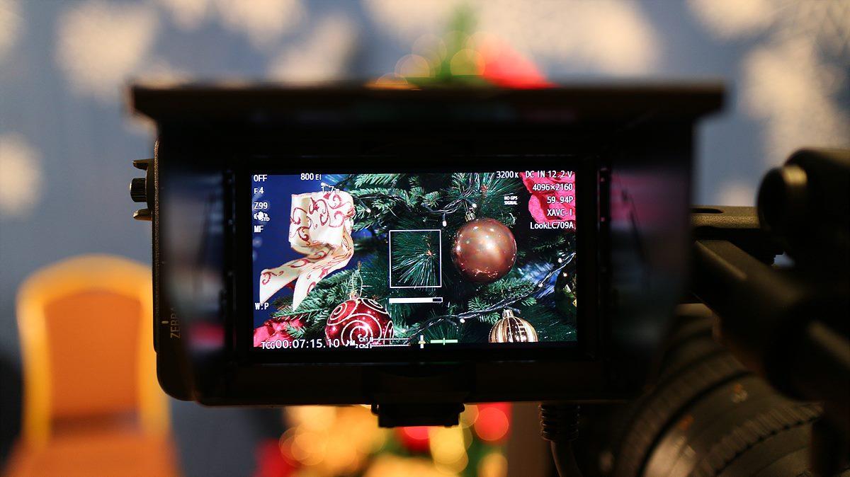 번들 LCD의 촬영화면
