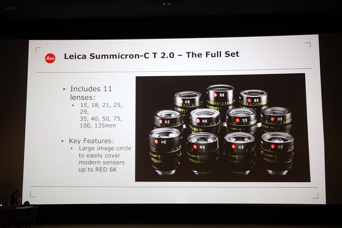 Summicron-C T2.0 렌즈의 특징과 종류 소개