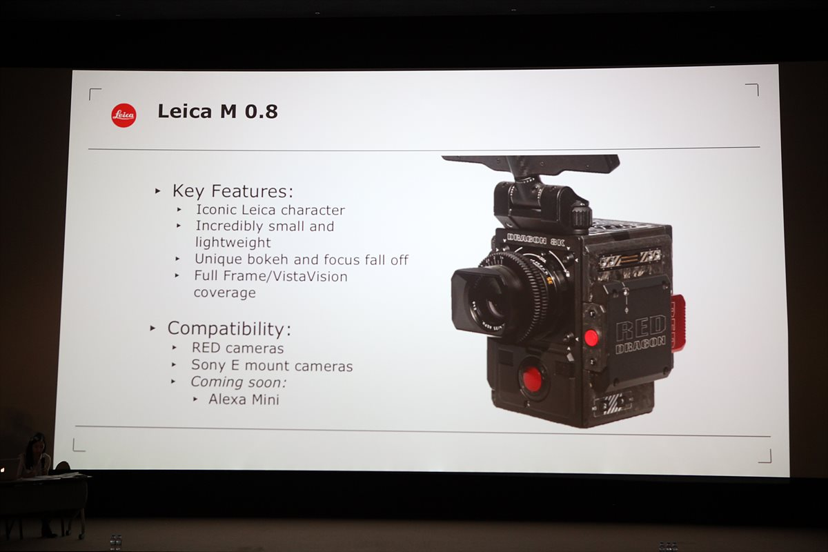 2017년 출시 예정인 Leica M 0.8 렌즈