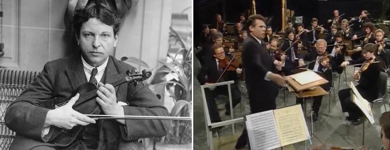 제오르제 에네스쿠 / 에네스쿠의 '루마니아 광시곡 1번'