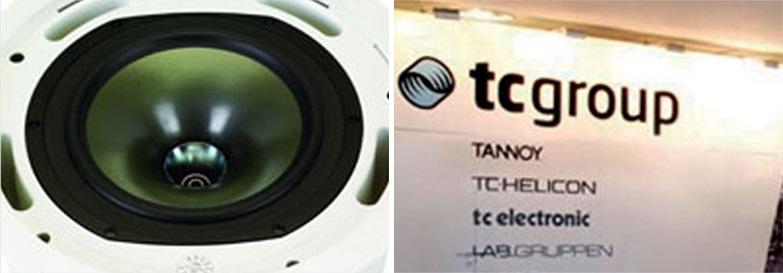 1990년대 TANNOY는 상업용 오디오에 중점을 두고 premium ceiling 라우드 스피커 제품의 선구자가 되었다 / 2002년 TANNOY는 덴마크의 TC 그룹 산하의 브랜드로 들어가게 된다