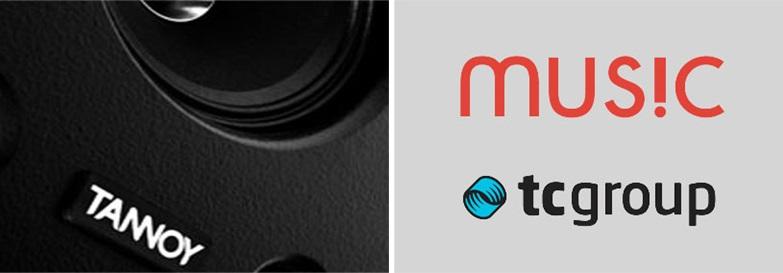 2014년, TANNOY는 최신 CMS 시리즈로 혁신적인 듀얼 컨센트릭 기술을 출시한다 / 2015년 MUSIC 그룹은 TC Group을 인수하여 TANNOY와 함께 고급 브랜드 및 기술의 대기업을 구성했다