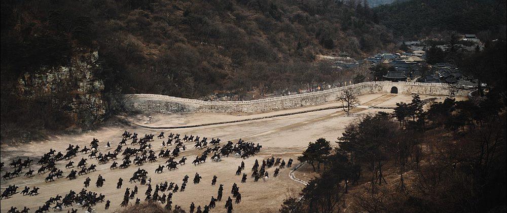 병자호란을 배경으로 한 영화 '최종병기 활'의 한 장면
