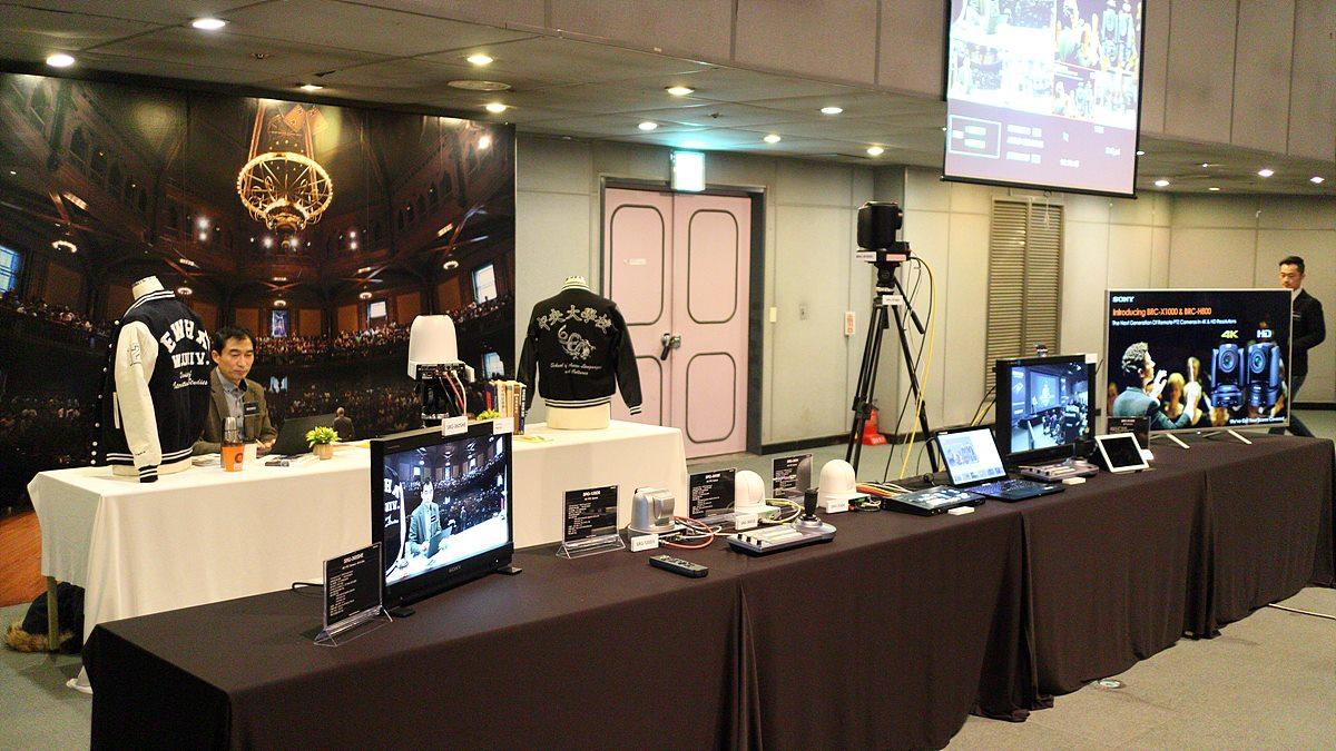 MCX-500과 네트워크 카메라 활용을 위한 존