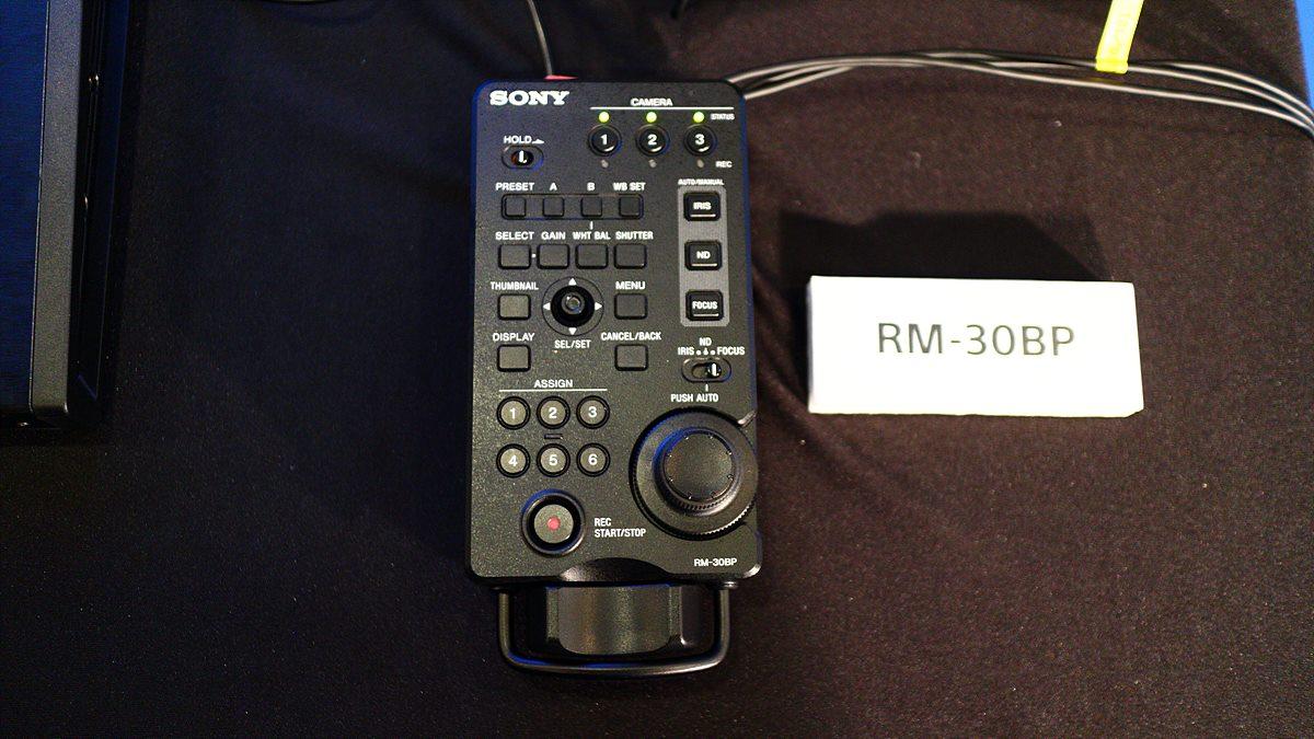 리모트 커맨더 RM-30BP 외관