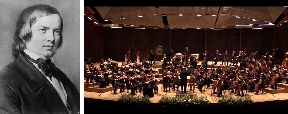 로베르트 슈만 / 슈만의 교향곡 1번 '봄'