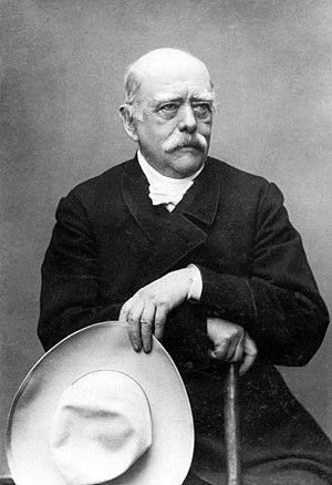 Otto Eduard Leopold von Bismarck (1815 - 1898)