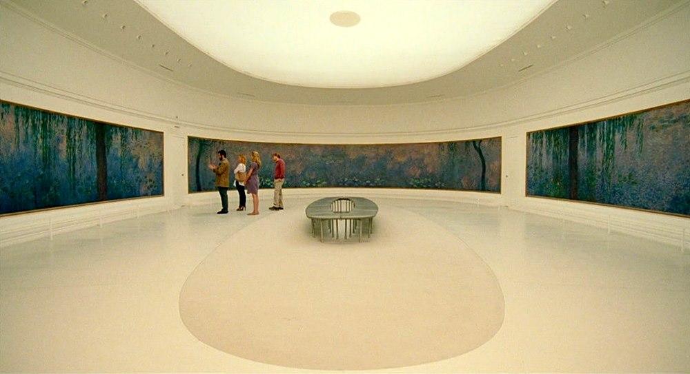 영화 '미드나잇 인 파리'의 배경 지베르니 정원과 오랑주리 미술관