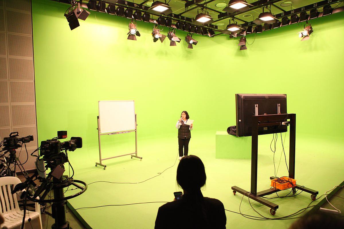 Virtual(가상TV) 스튜디오
