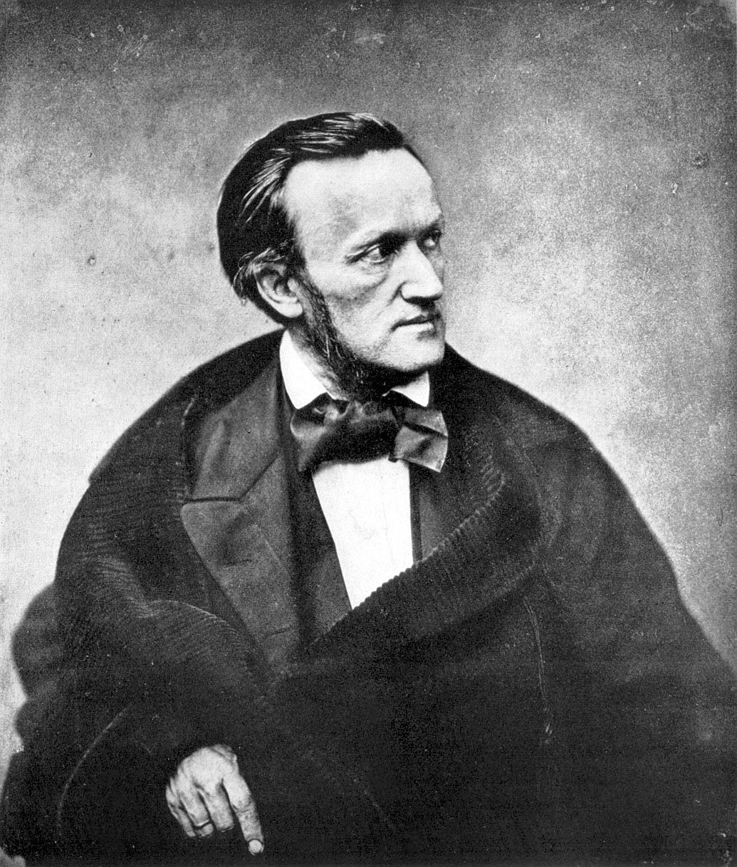 1861년의 바그너