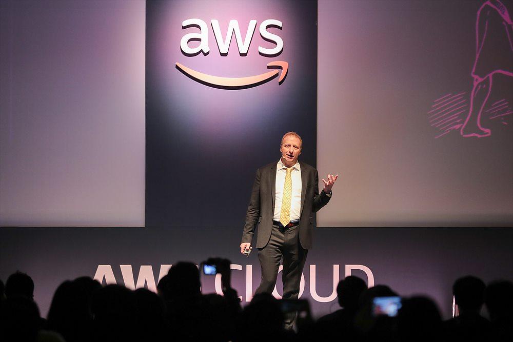 마크 슈워츠(Mark Schwartz), AWS 엔터프라이즈 전략가