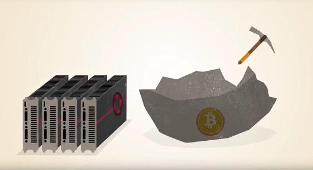 What is Bitcoin Mining? 유튜브 영상 캡처