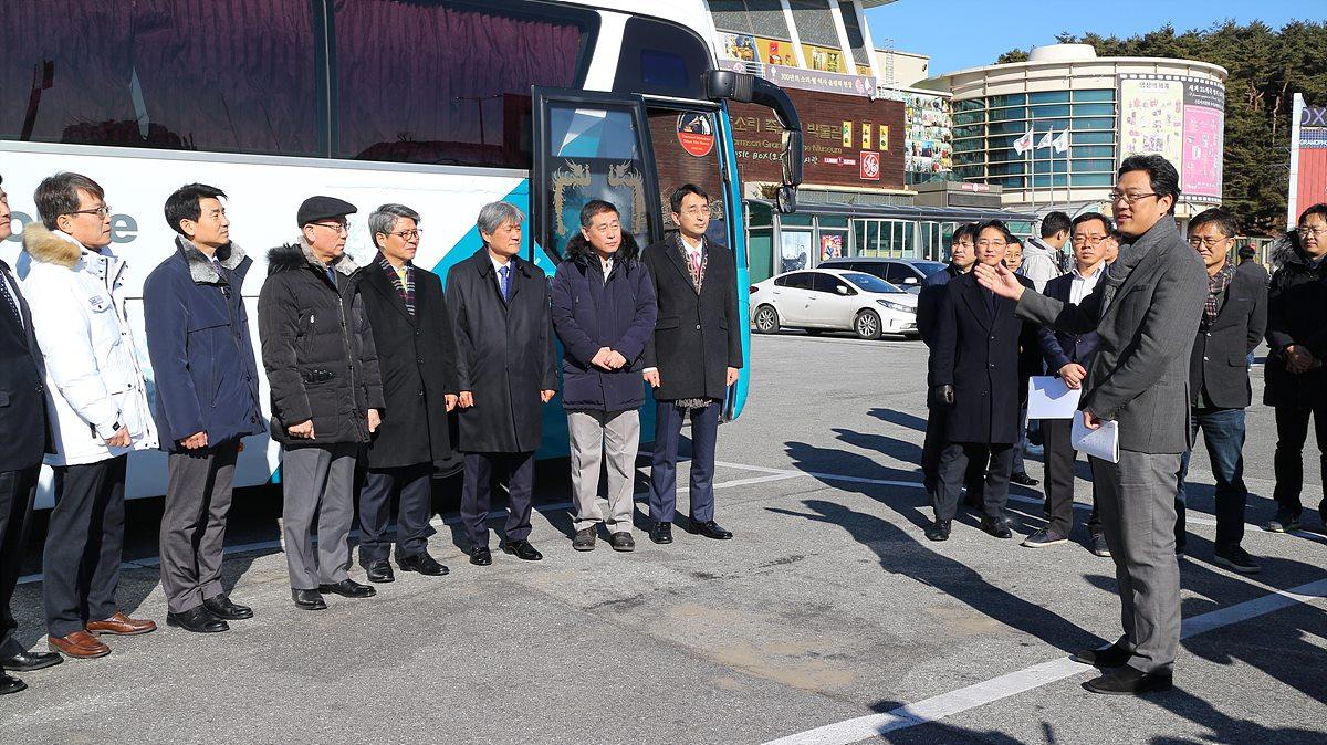 이상진 SBS 박사의 UHD 모바일 체험 버스관련 소개
