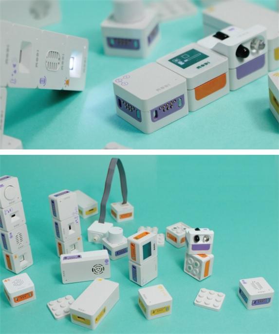 럭스로보의 모듈 '모디' / 출처 : 럭스로보 홈페이지