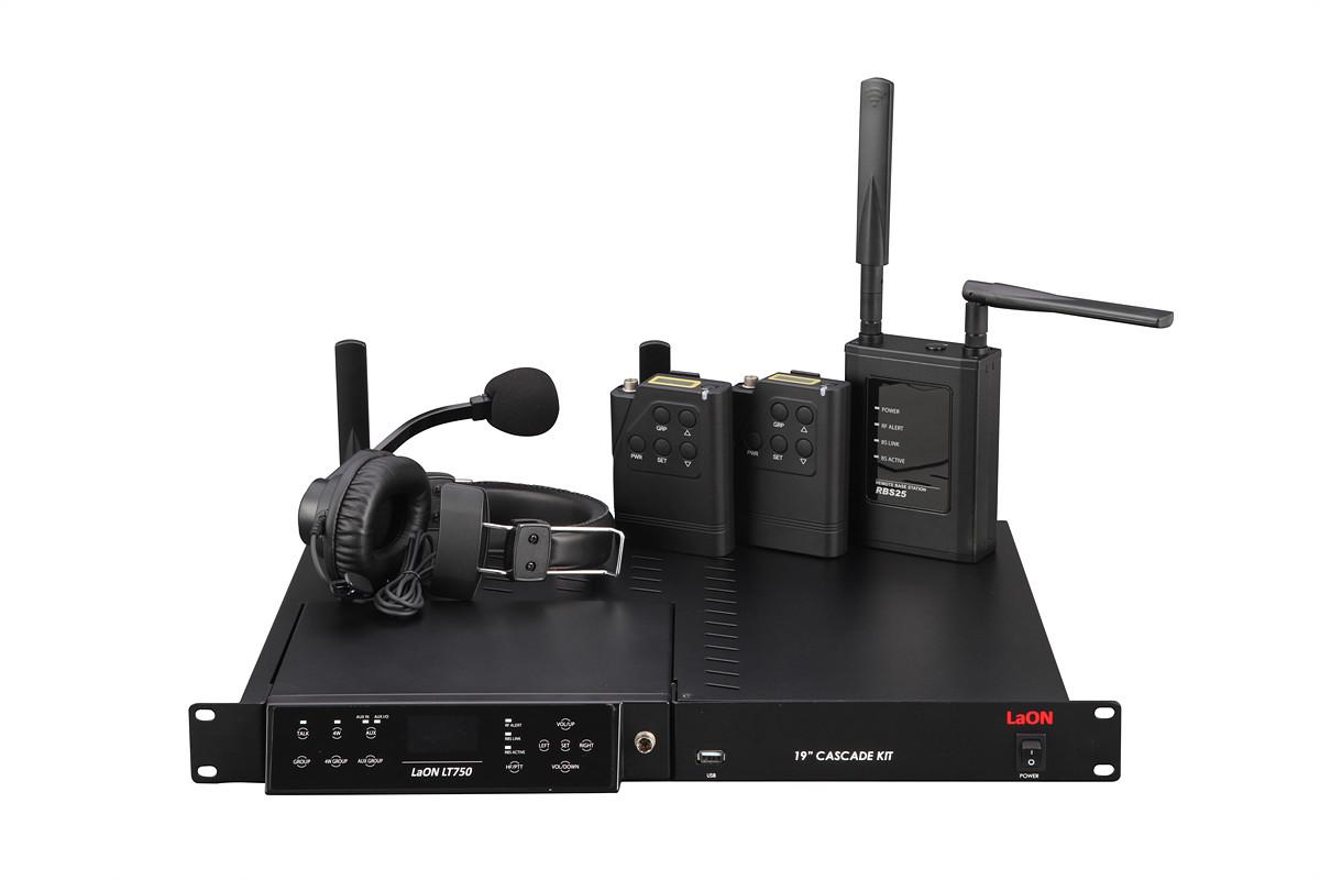 LT750 Expert wireless intercom system 2