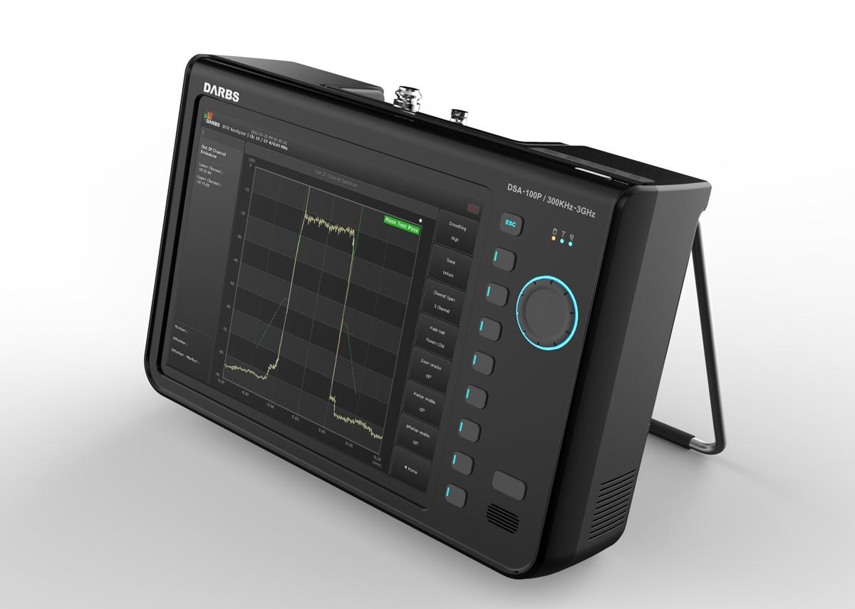 FM 신호분석기 DSA-200P