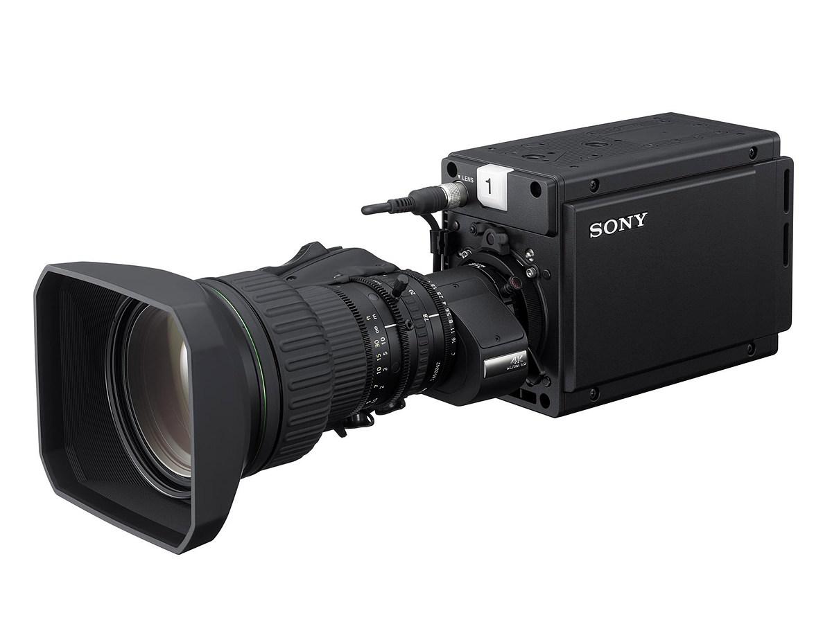 새로운 4K POV (Point-of-View) 카메라 HDC-P50