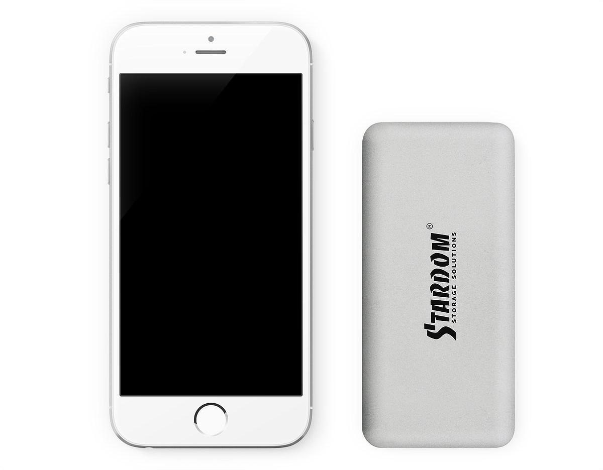 아이폰 6와 크기 비교