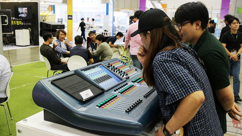 MIDAS PRO2 디지털 콘솔
