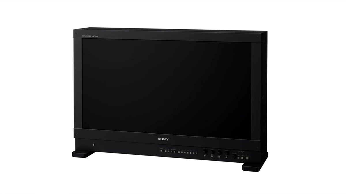 새로운 4K HDR 레퍼런스 모니터 BVM-HX310