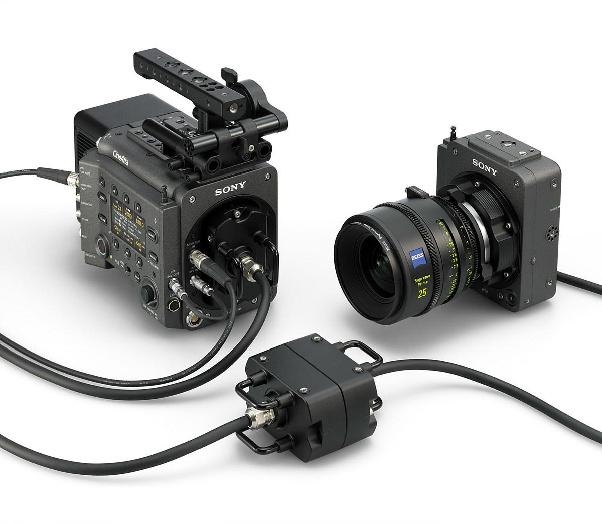 CineAlta 카메라 VENICE 확장 시스템