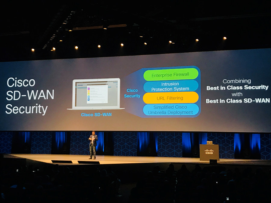 Cisco SD-WAN Security