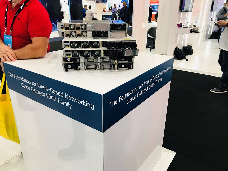 Cisco Catalyst 9K 스위치 장비
