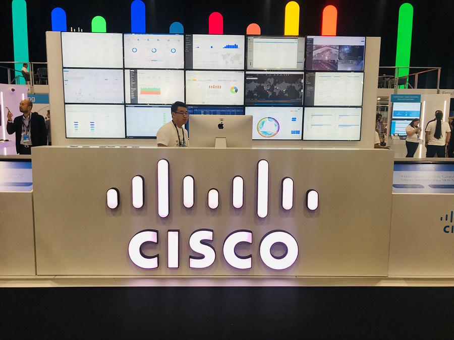 Cisco 솔루션 모니터월