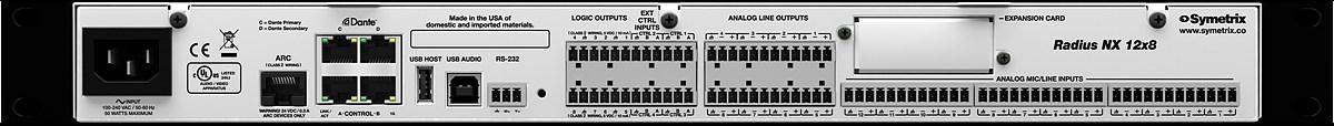 Radius NX 12×8