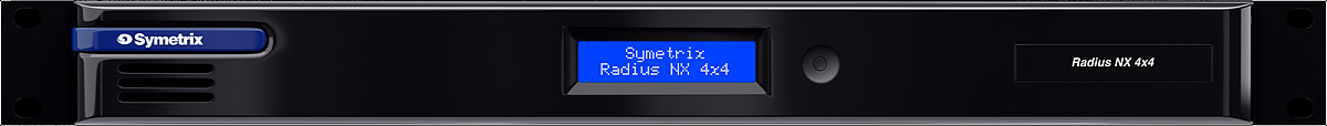 Radius NX 4x4 FRONT