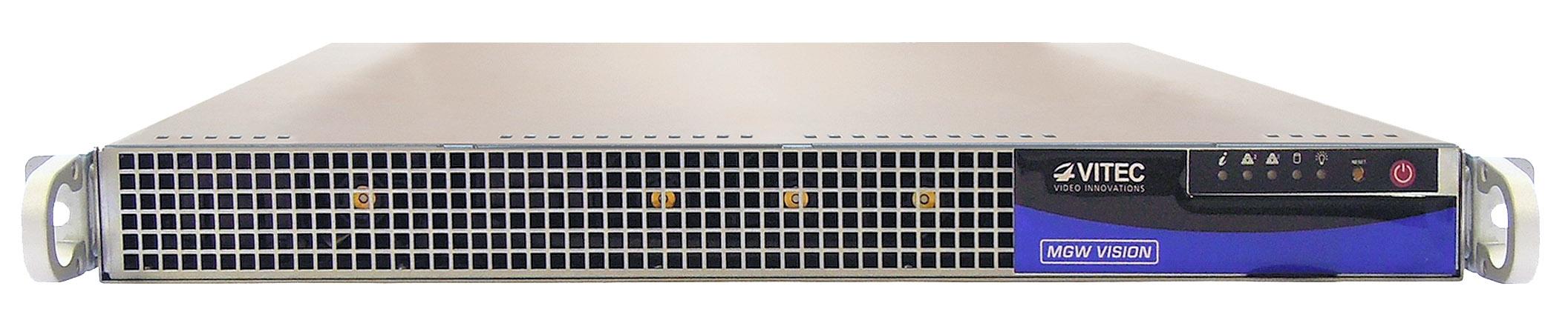 MGW Vision은 최초의 4K HEVC 인코더이다