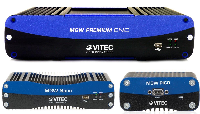 VITEC 11 MGW Premium-vert