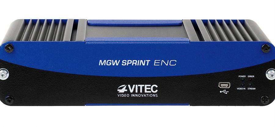 MGW Sprint는 가장 빠른 인코딩 장비이다