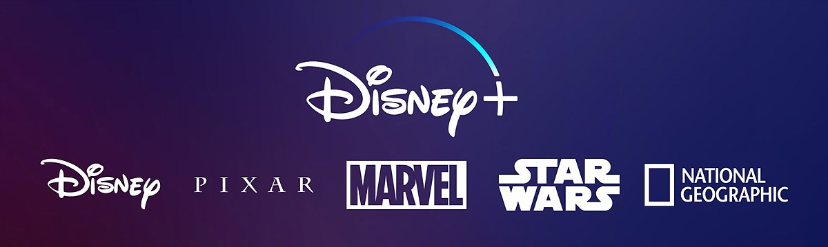 그림 1. 디즈니 플러스(Disney plus) 라인업 / 출처 : Disney plus web page