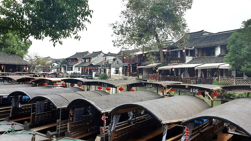 운하 마을 서당(西塘, 시탕)