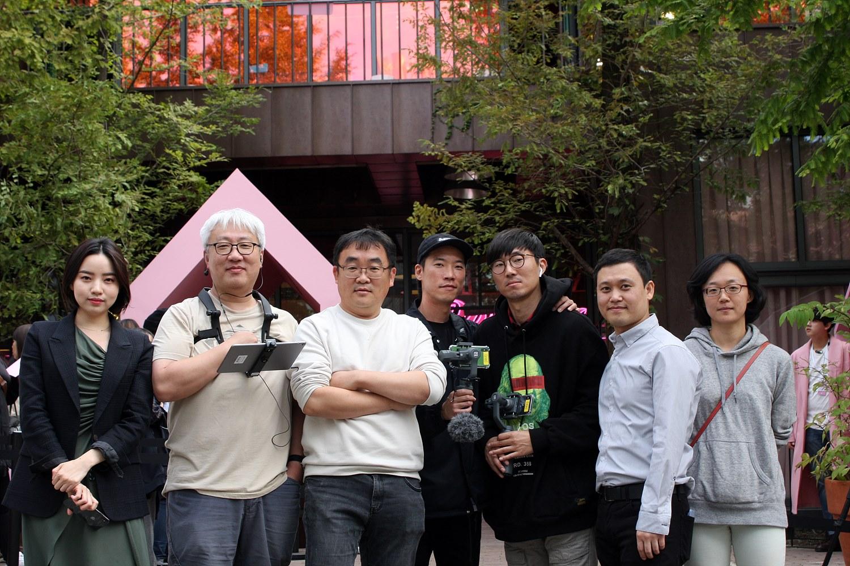 모바일 저널리즘 BTS 프로젝트팀